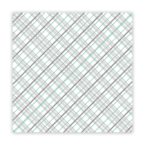 Vellum | Cozy Blanket 8x8