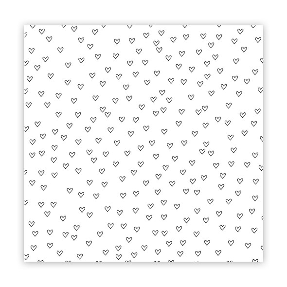 Paper | Heart Warming 12x12 (single-sided)