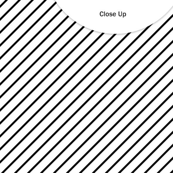 Paper | Stick Candy | Licorice 12x12 (single-sided)