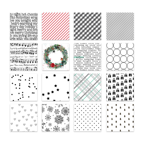 Paper Pack | Christmas Cheer 12x12 (double-sided)