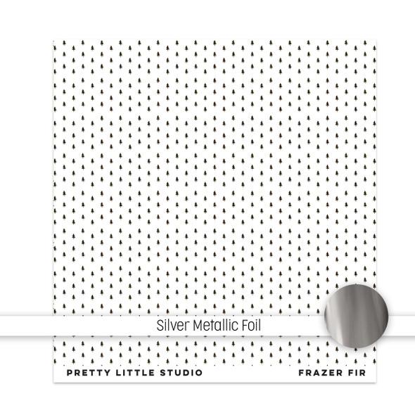 Metallic Clear | Frazer Fir 8x8