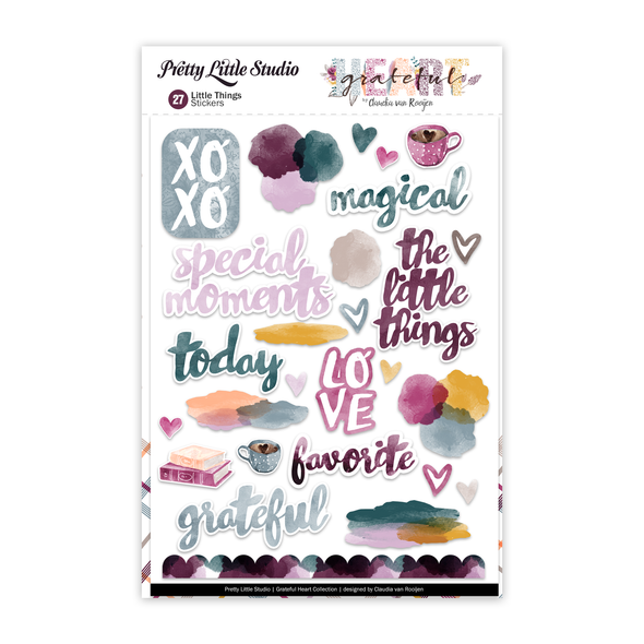 Stickers | Little Things