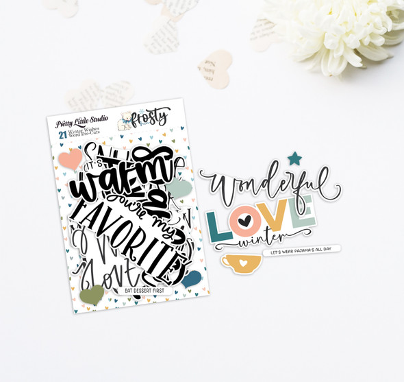 Die-Cuts | Winter Wishes