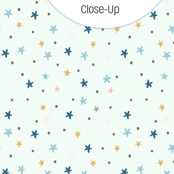 Paper | Snow Globe 8x8