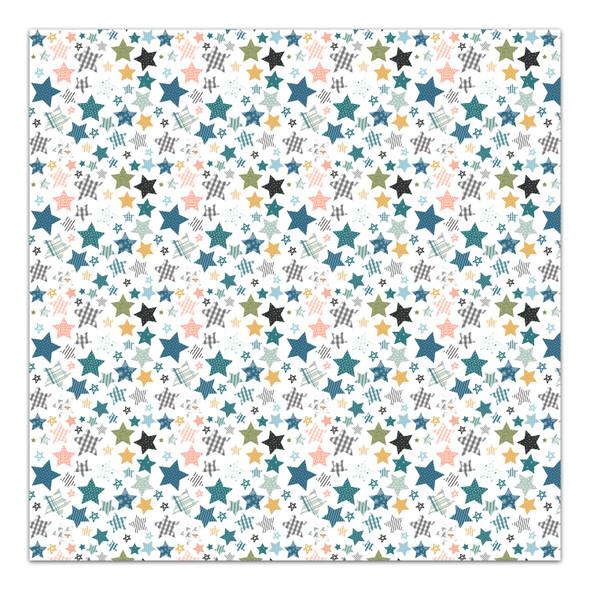 Paper | Winter Star 8x8