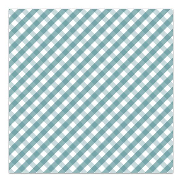 Paper | A Button Nose | Jade 8x8