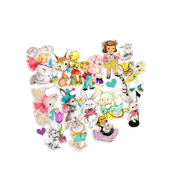 Die-cuts | Honey Bunny (pack)