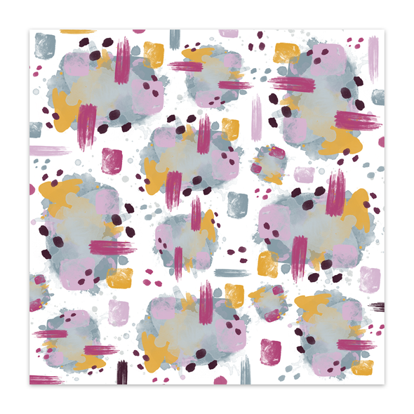 Paper | Count Your Blessings 12x12 (single-sided)