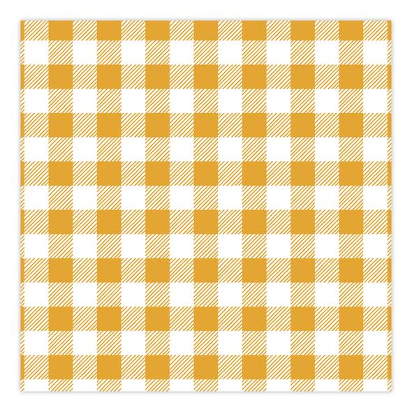 Paper | Gratitude | Mustard 12x12 (single-sided)