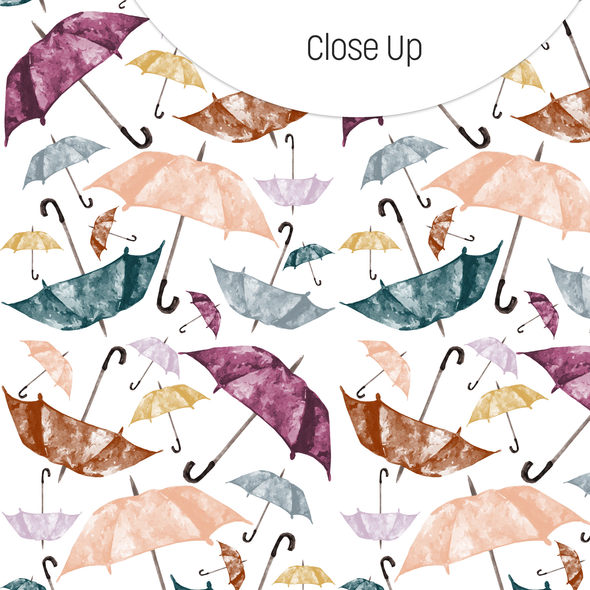 Paper | Rainy Day 12x12 (single-sided)