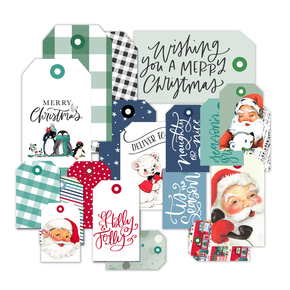 Die-Cuts | Express Delivery Ship Tags