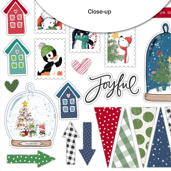 Pre-Order | Stickers | SnowGlobe