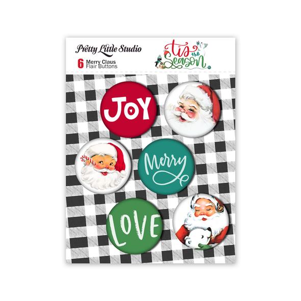 Pre-Order | Flair | Merry Claus