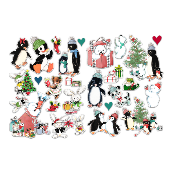 Pre-Order | Die-Cut | A Gift for You | Vintage