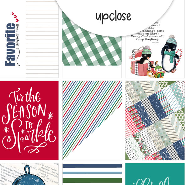 Pre-Order | Journaling Cards | Joy-Love-Peace 3x4