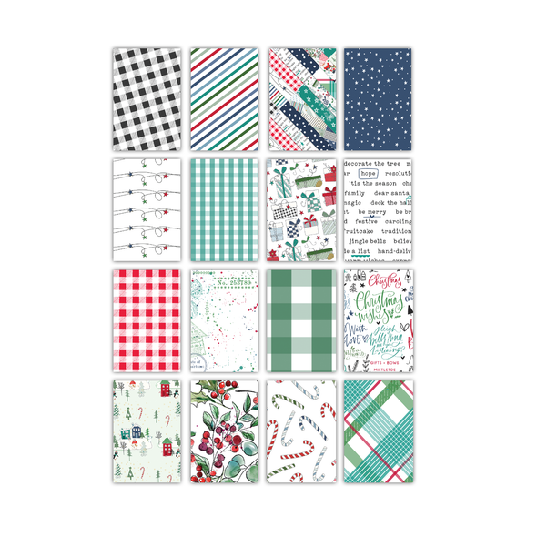 Pre-Order | Paper Pack | Tis The Season 6x9 (single-sided)