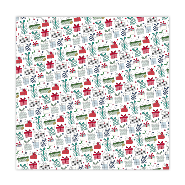 Clear | Gift Giving 8x8