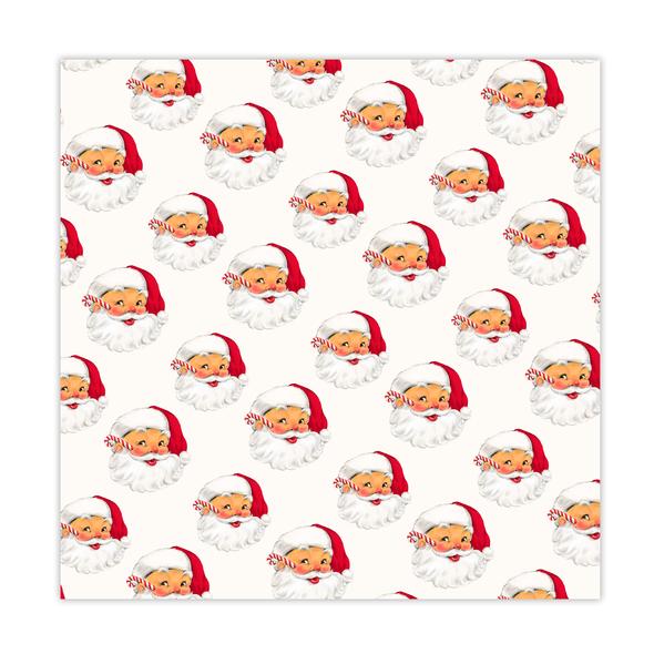 Clear | Santa Claus 8x8