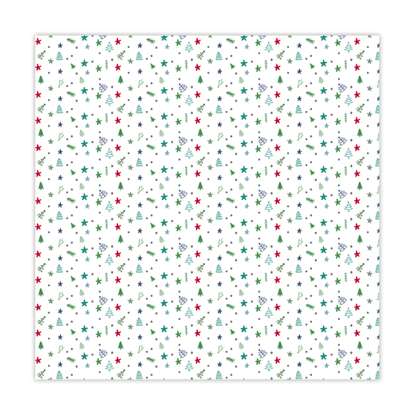 Paper | Candied Fruit 12x12 (single-sided)