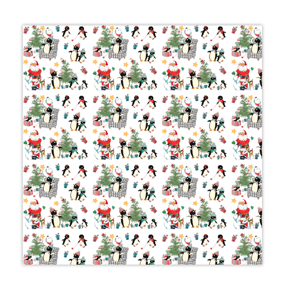 Paper | Christmas Morning 12x12 (single-sided)