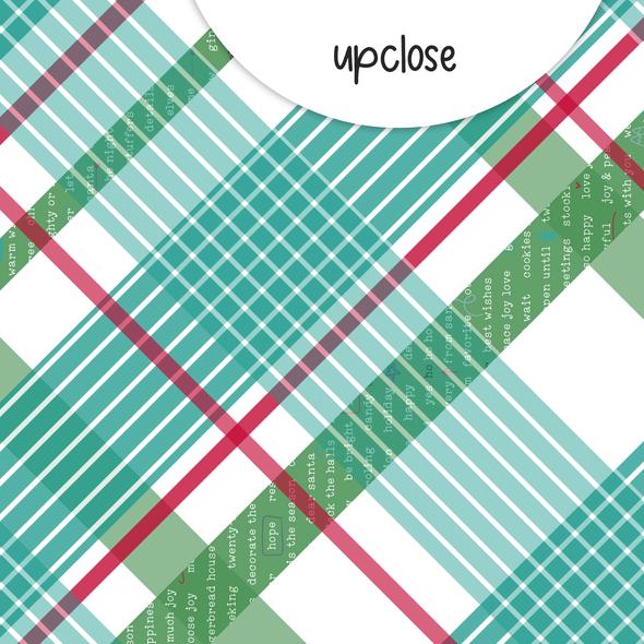 Paper | Festive 12x12 (single-sided)