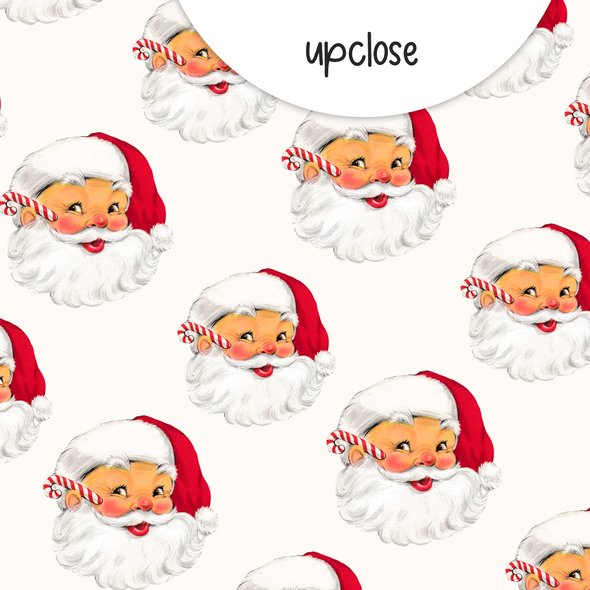 Paper | Santa Claus 12x12 (single-sided)