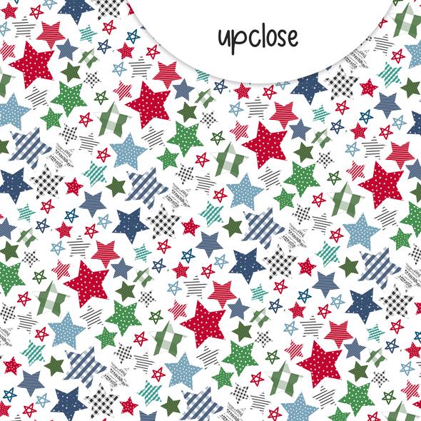 Paper | Starburst 12x12 (single-sided)