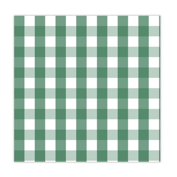 Paper | Tidings | Green 12x12 (single-sided)
