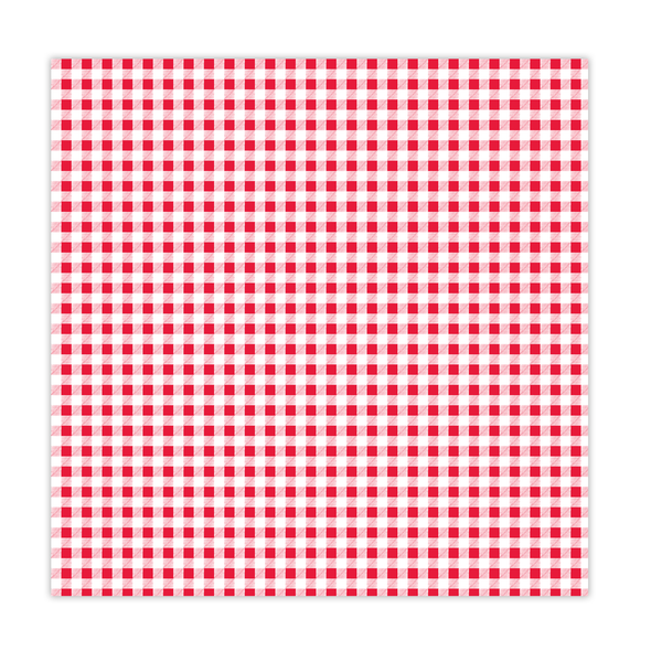 Paper | Tidings | Red 12x12 (single-sided)