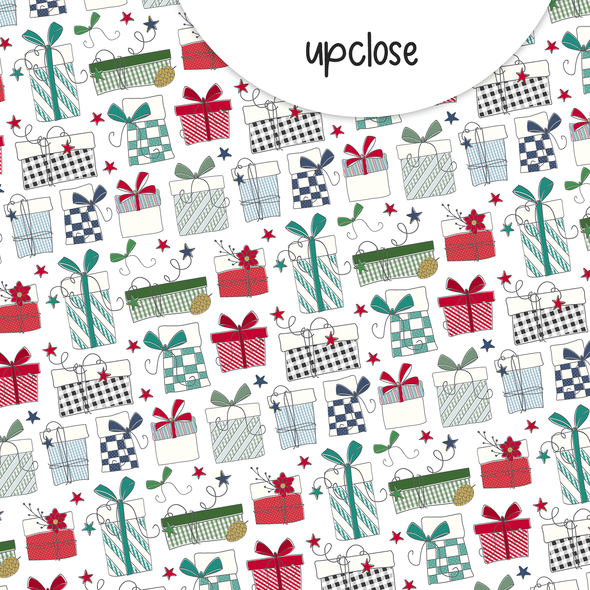 Paper | Gift Giving 8x8