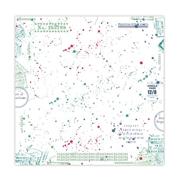 Paper | Jack Frost 8x8