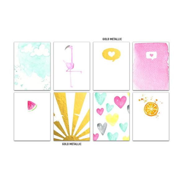 Journaling | Summer 3x4