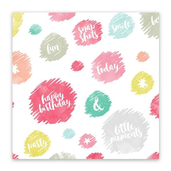 Paper | Birthday 23