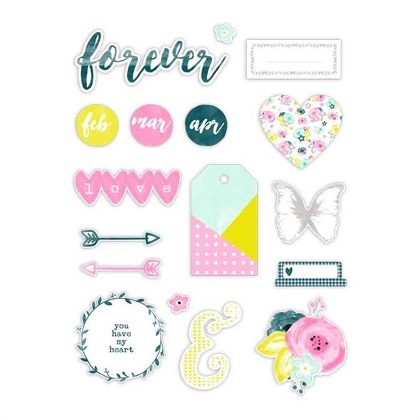 Die-Cuts | Forever