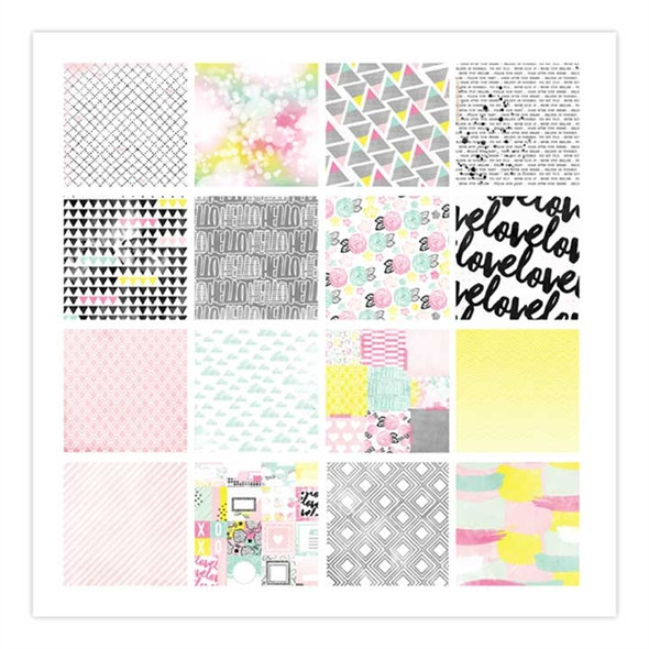 Paper Pack | Dream Big 8x8