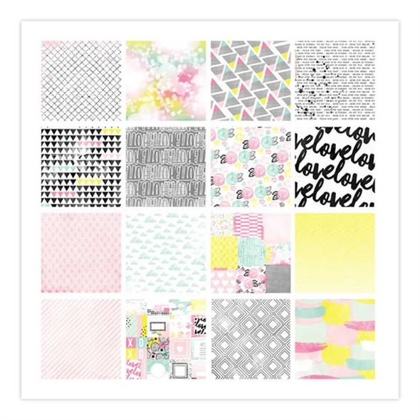 Paper Pack | Dream Big 8x8