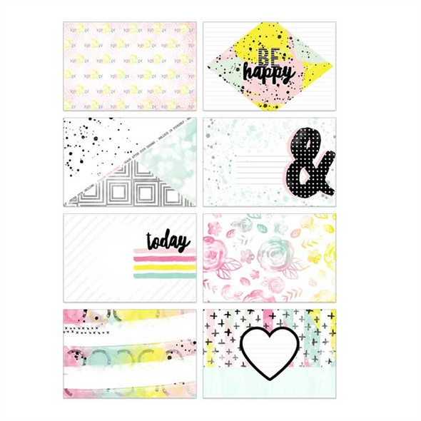 Journaling   Be Happy 4x6