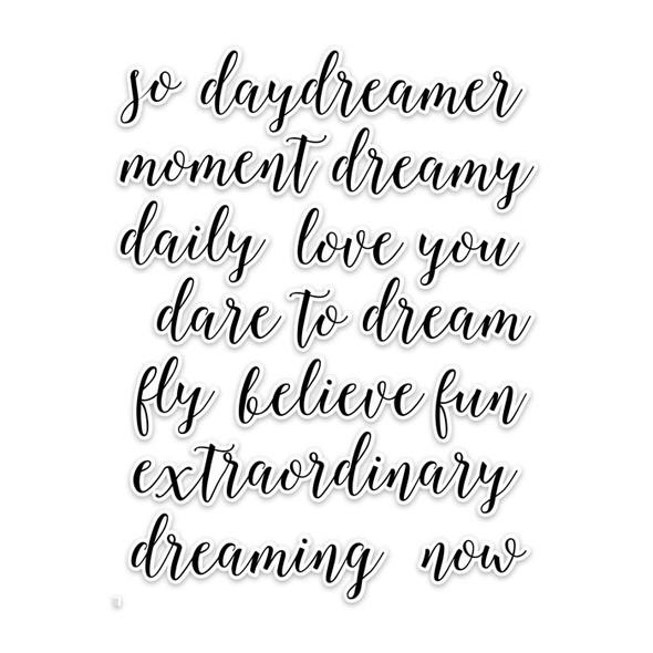 Die-Cuts | Daily Dreams
