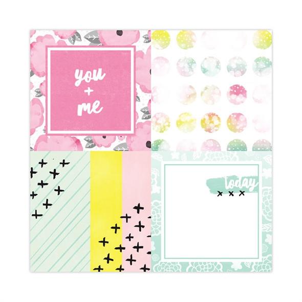 Paper   You + Me