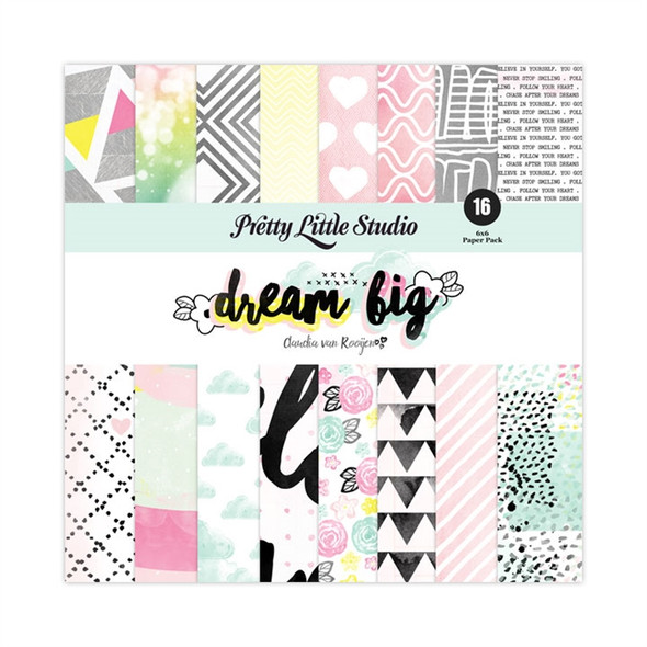 Paper Pack | Dream Big 6x6