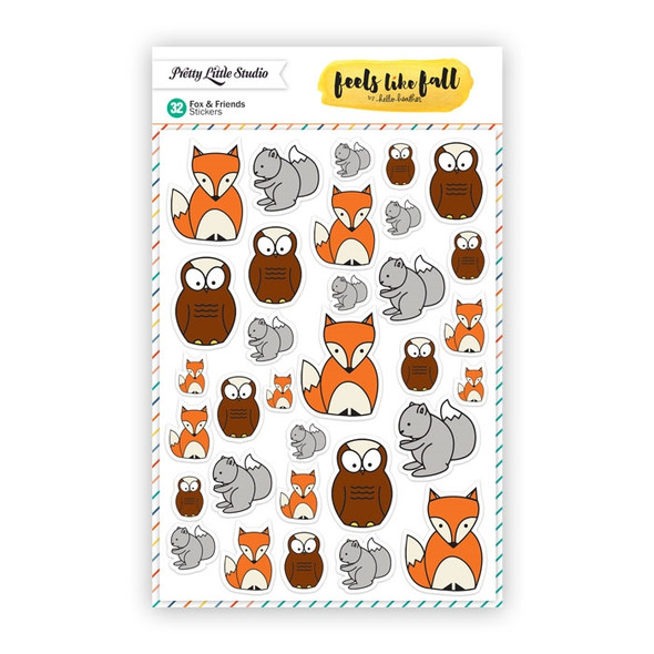 Stickers | Fox & Friends