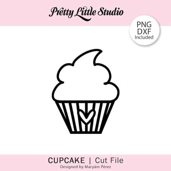 Cut File | Cupcake
