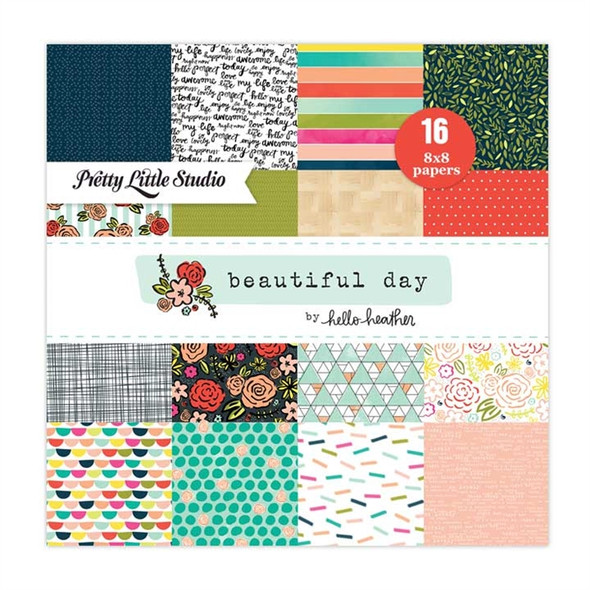 Paper Pack | Beautiful Day 8x8