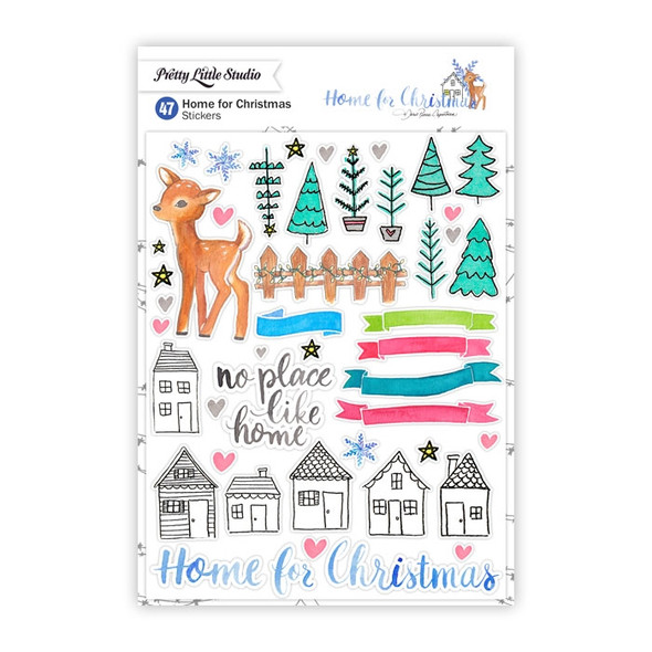 Stickers | Home for Christmas