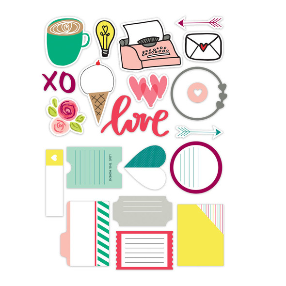 Die-Cuts | XOXO