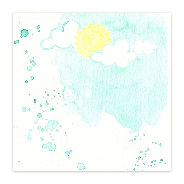 Clear | Sunny Afternoon 8x8
