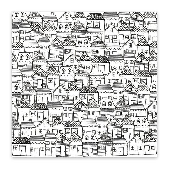 Paper | Santa's Village