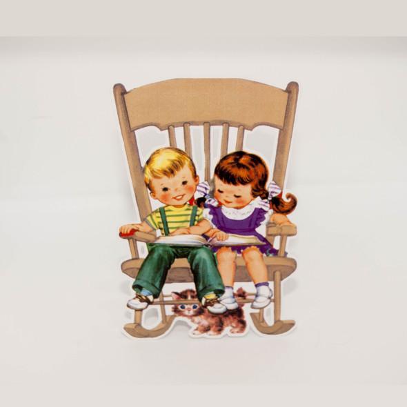 Vintage Die-Cut |  Wendy & Quinn