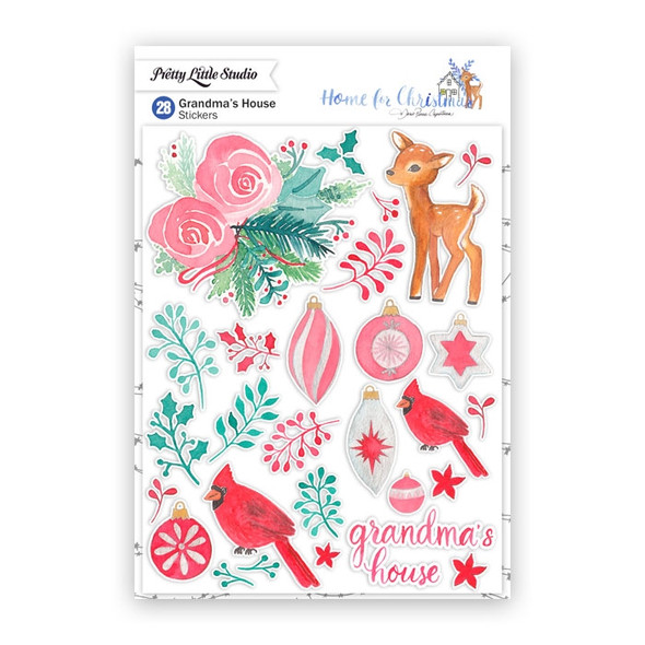 Stickers | Grandma's House