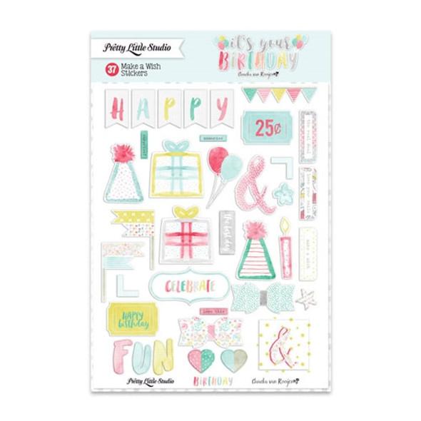 Stickers | Make A Wish